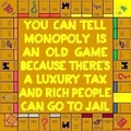 monopoly is an old game