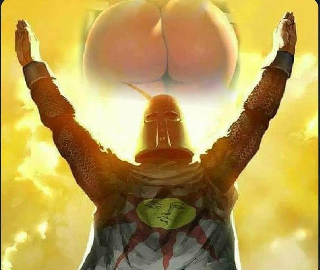 Prise the raba - meme