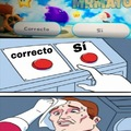 Que difícil elección