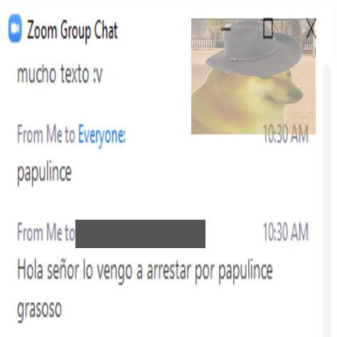 ayuda estan en mi clase - meme