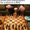 Another chess meme. You better get ready, Zaz.