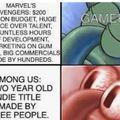 marvel vs among us