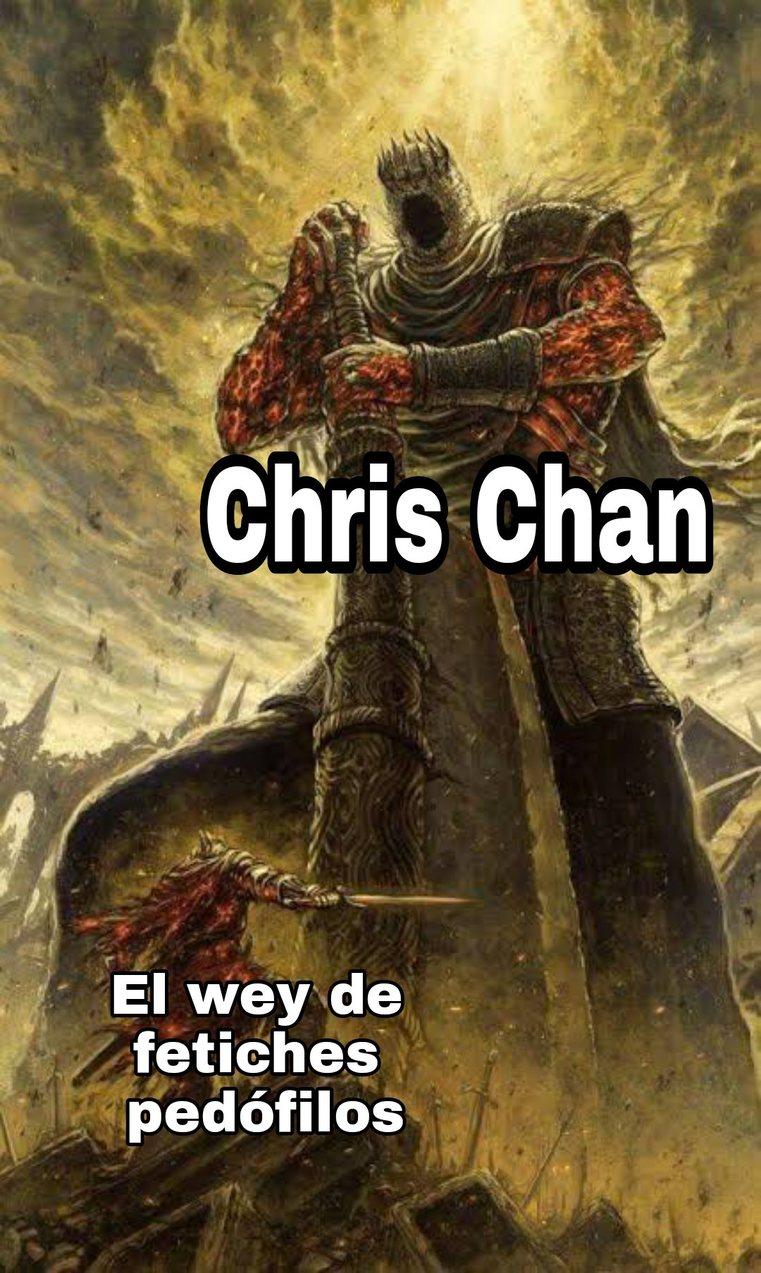 P*to Chris Chan!!! - meme