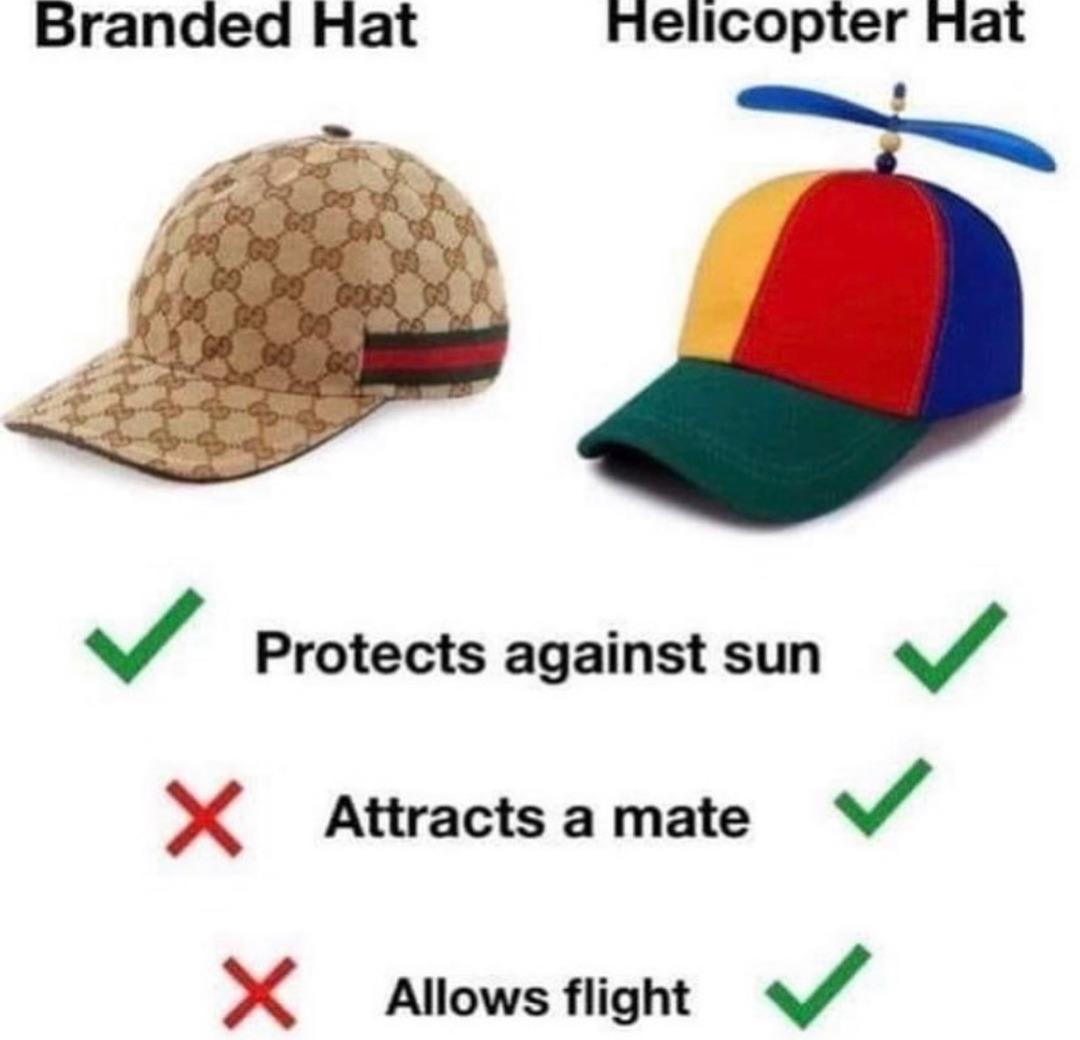 Cap ! - meme
