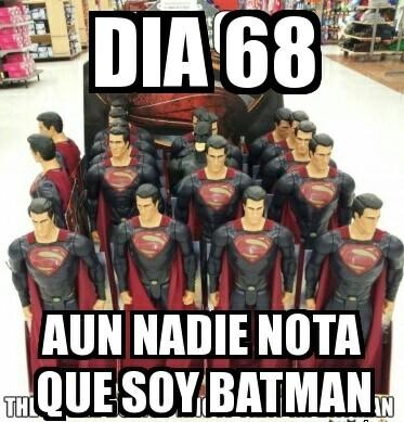 Soy Batman - meme