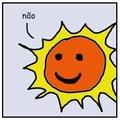 o título morreu queimado pelo sol