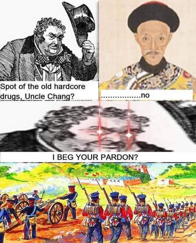 Dopium Wars - meme