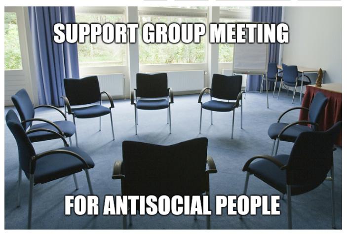 Plenty of seats left... - meme