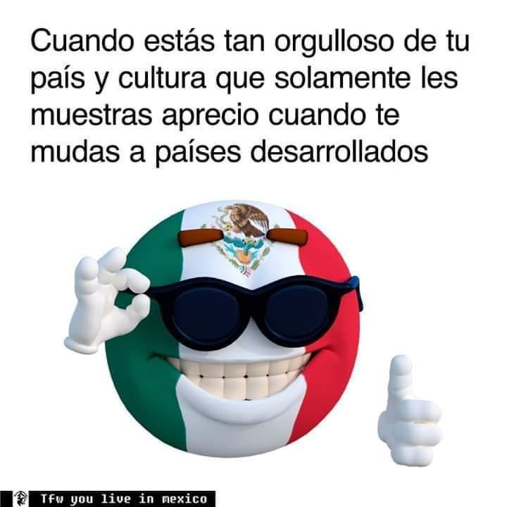 Momento México is the shit - meme