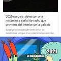 2020 no para