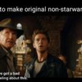 Indiana Jones is underrated
