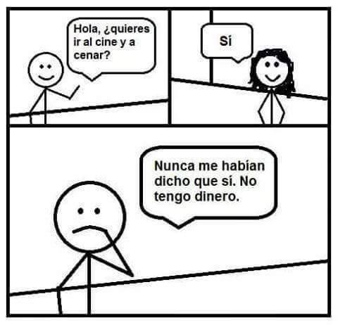 Nunca.. - meme
