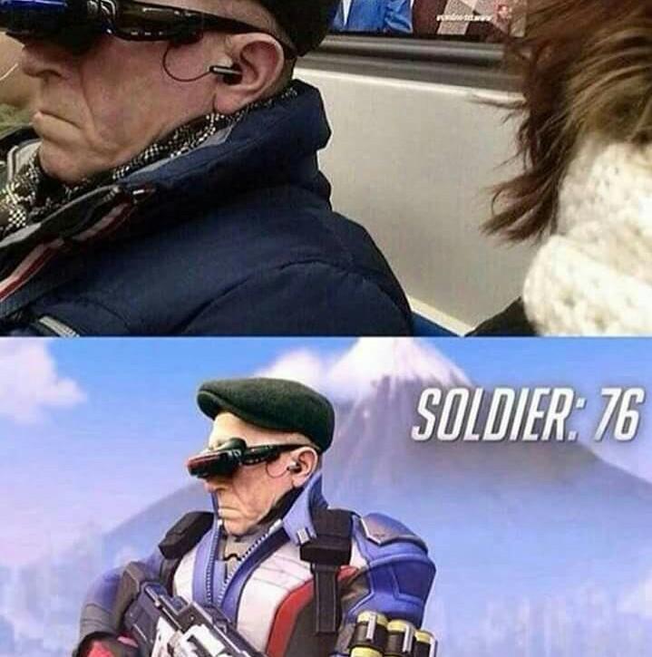 7 6 - meme