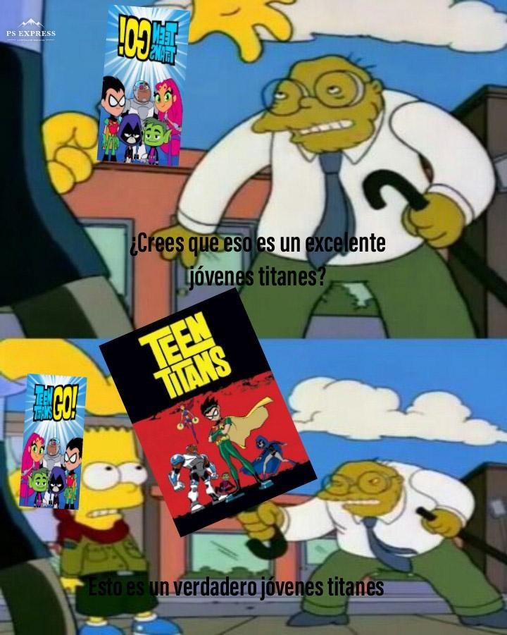 Como extraño a esa serie :( - meme