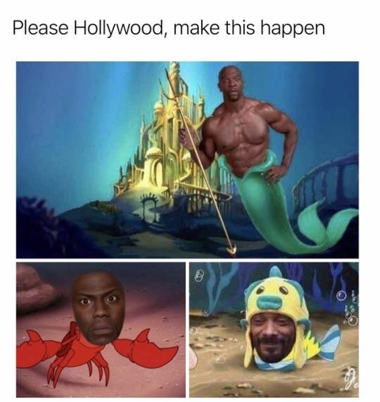 La Sirenigga - meme
