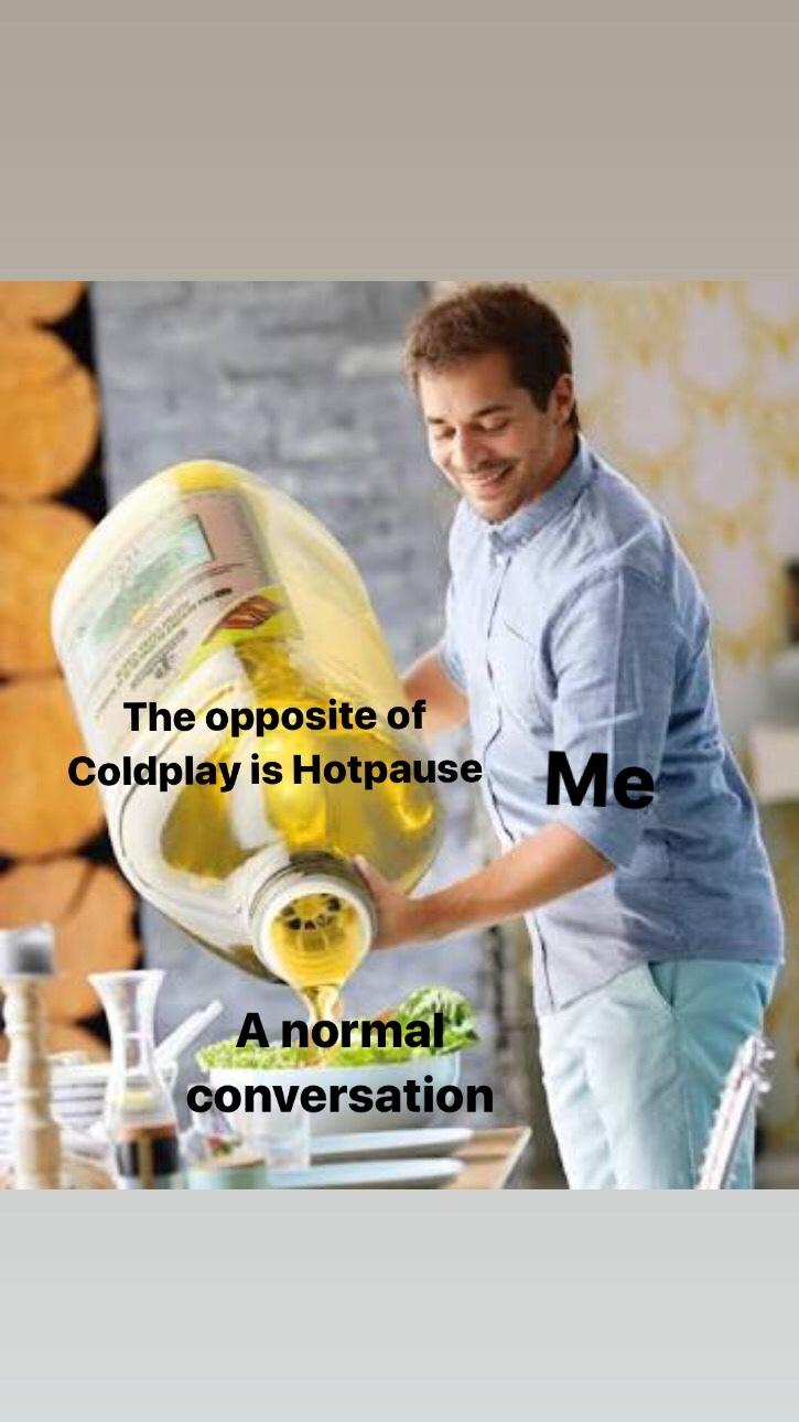 viva la vida - meme