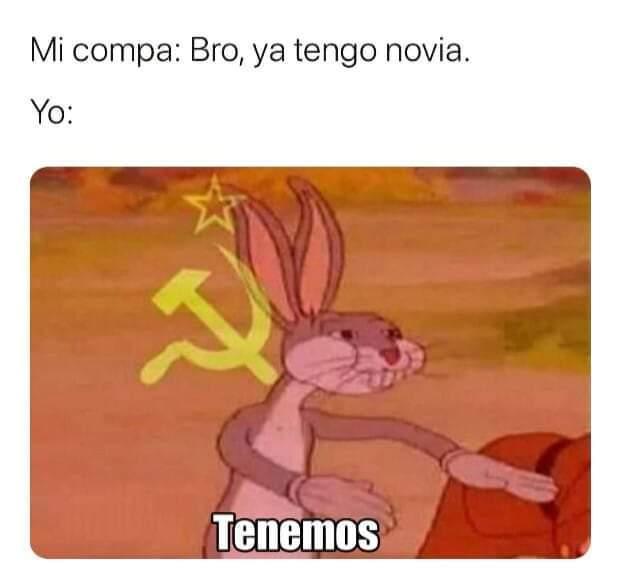 Bugs bonny comunista - meme