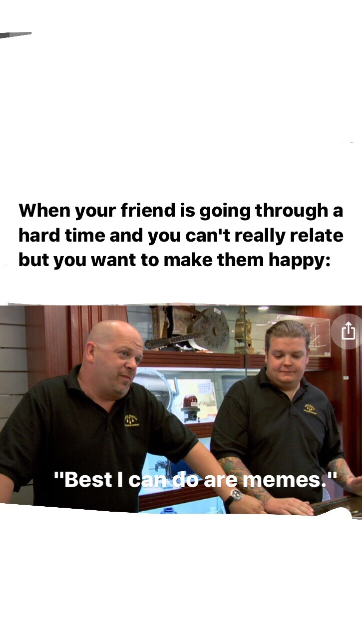 I try - meme