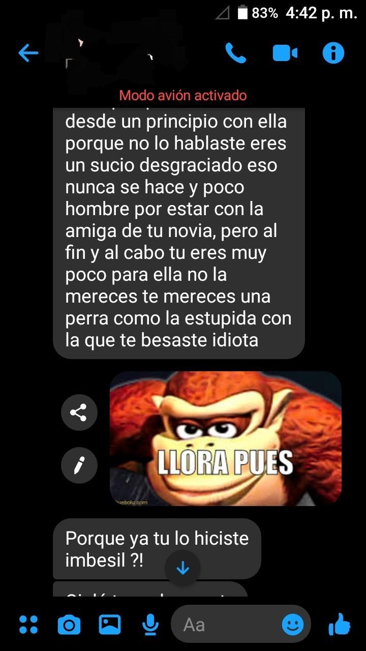 El titulo murio de hambre (soy venezolano) - meme
