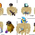 clases de terraria vs clases de minecraft