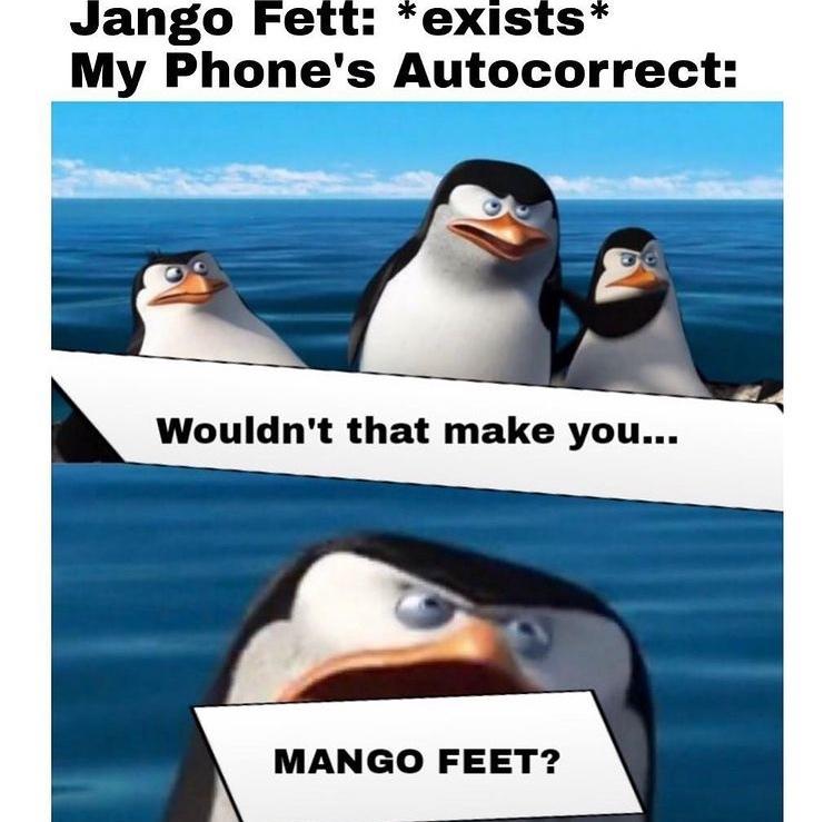 mango feet - meme