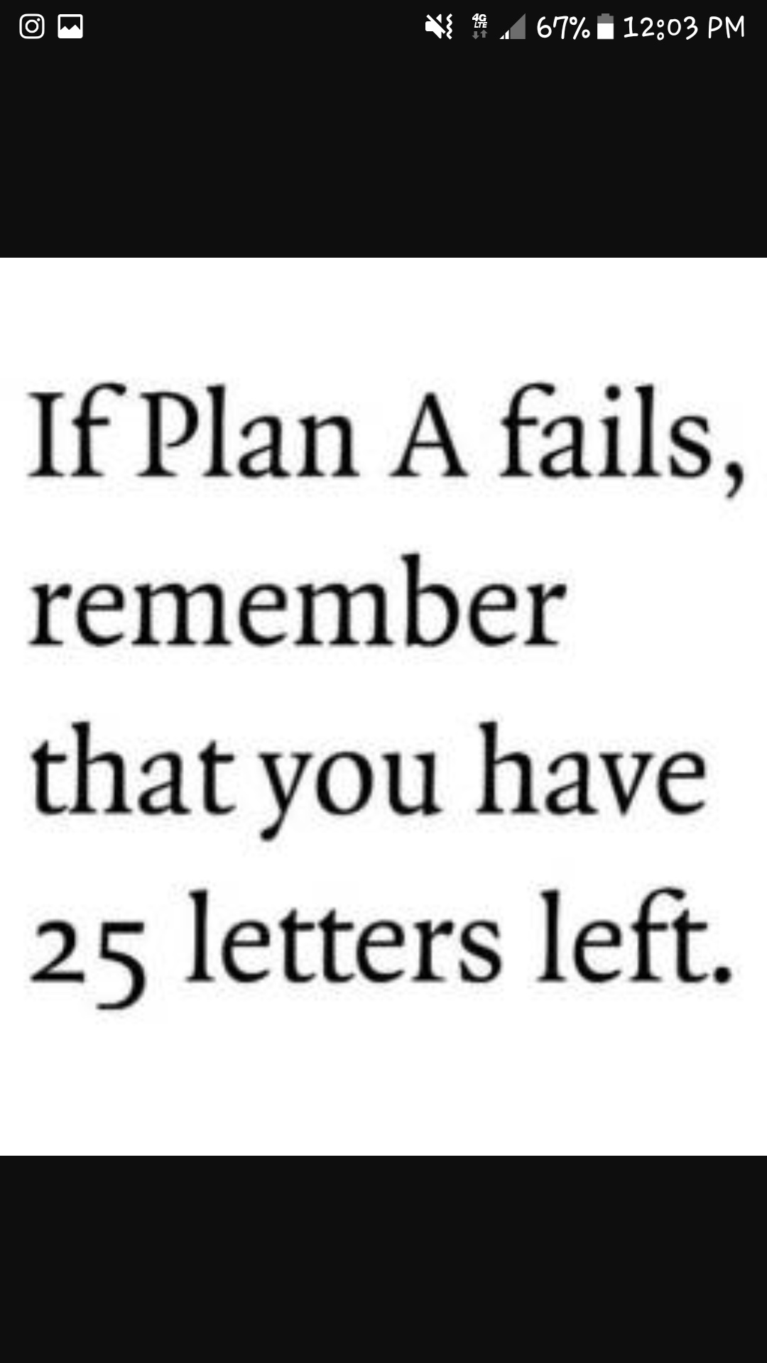 if plan a fails - meme