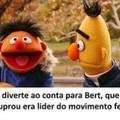 Porra Ernie!!