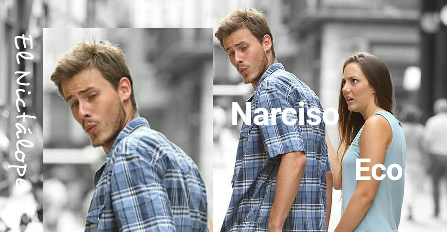 Narciso - meme