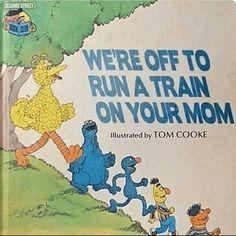 Rape train - meme