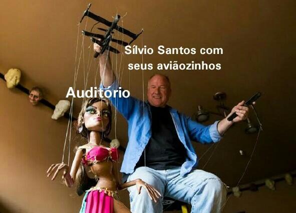 Lord Sílvio - meme