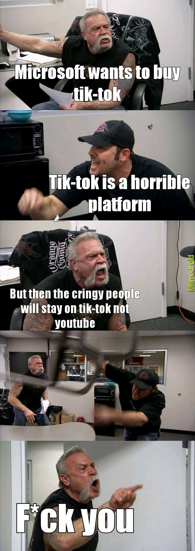 It's true though - meme