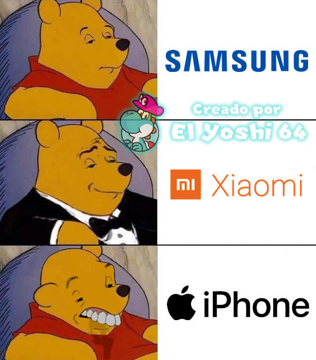 No lo olviden, Xiaomi tiene la mejor relacion calidad-precio del mercado - meme