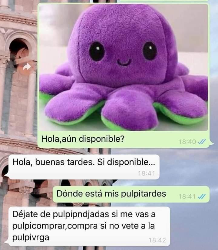 Buenas Pulpimañanitas ;) - meme