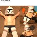 Storm Trooper Hot Boi Reporting!