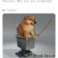 Horny droid