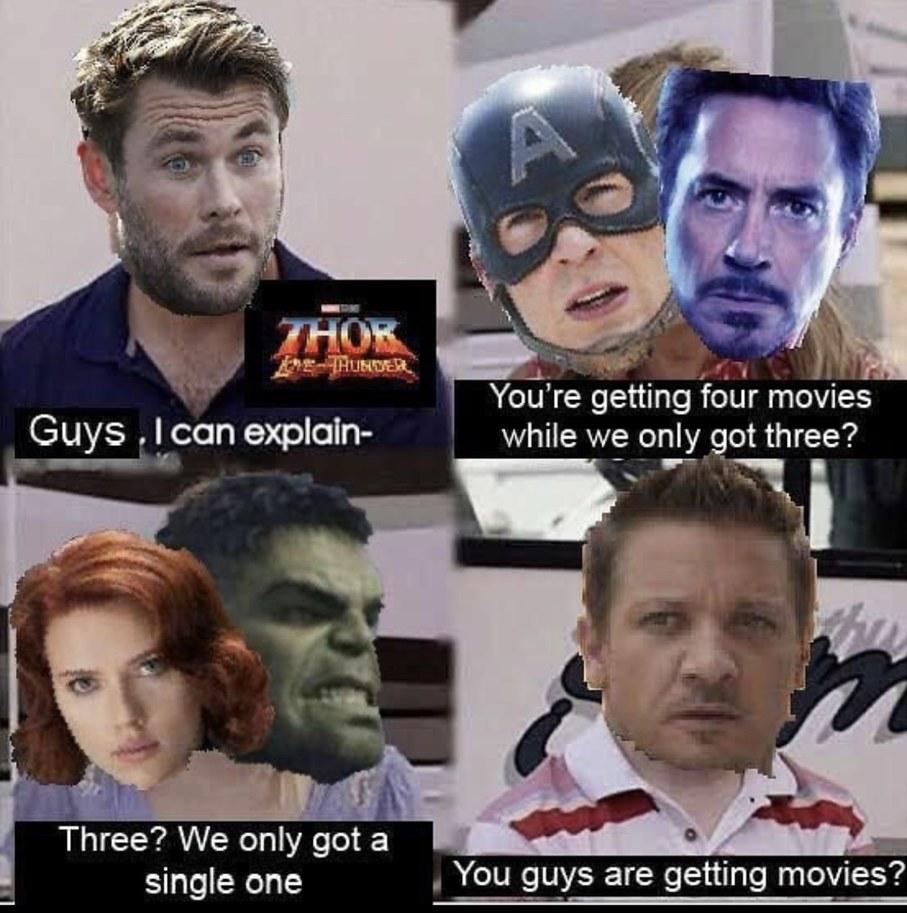 poor Clint - meme