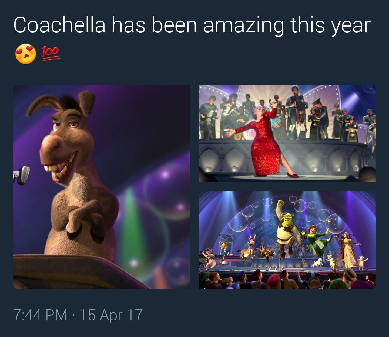 Shrek is love, shrek is life - meme