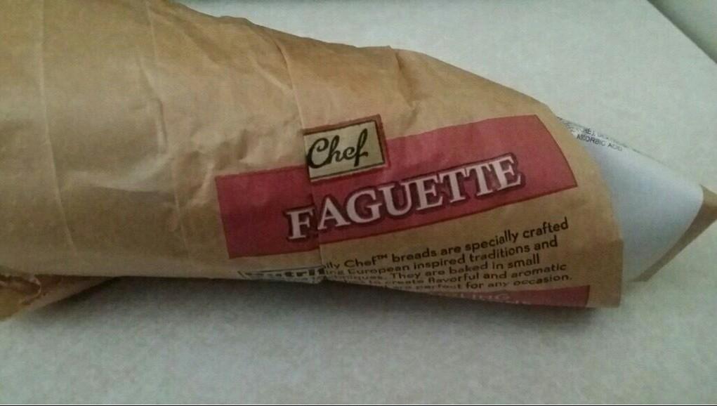 faguettini - meme