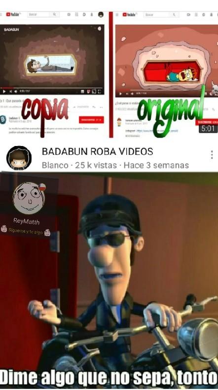 Badabun :> - meme