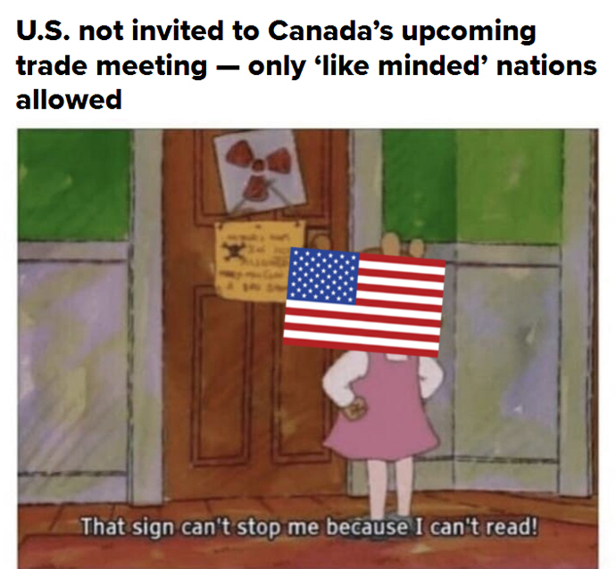 Typical murica - meme