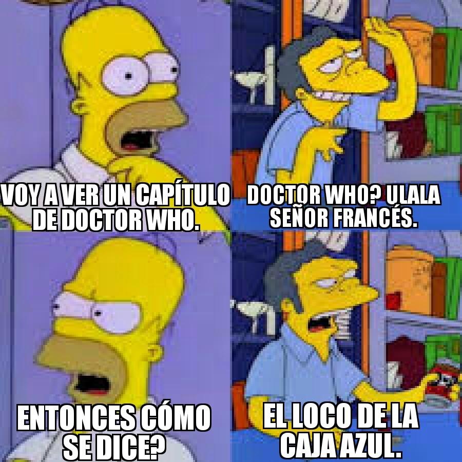 Una gran serie - meme
