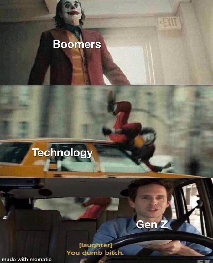 Titles are weird - meme