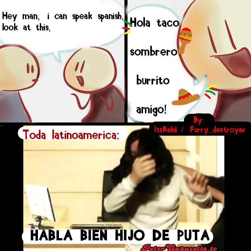 Historieta hecha por mi :) - meme