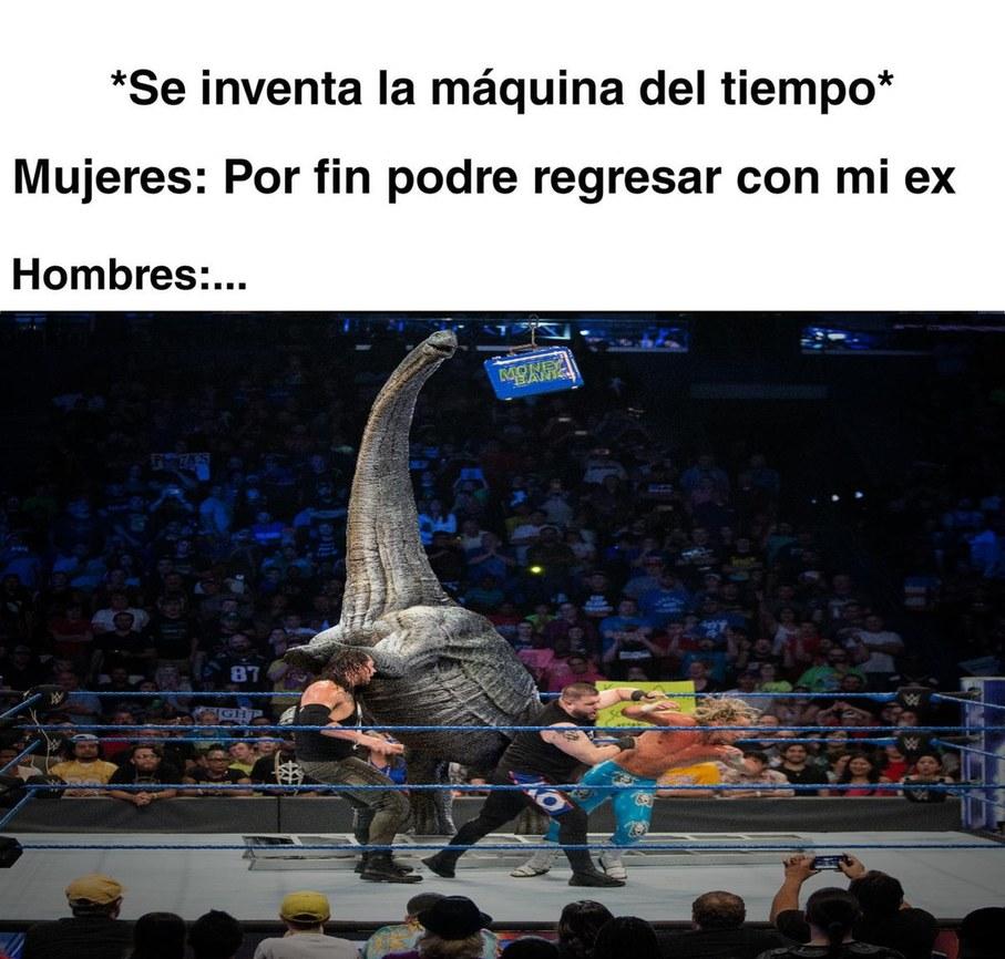 Mucha Lucha - meme