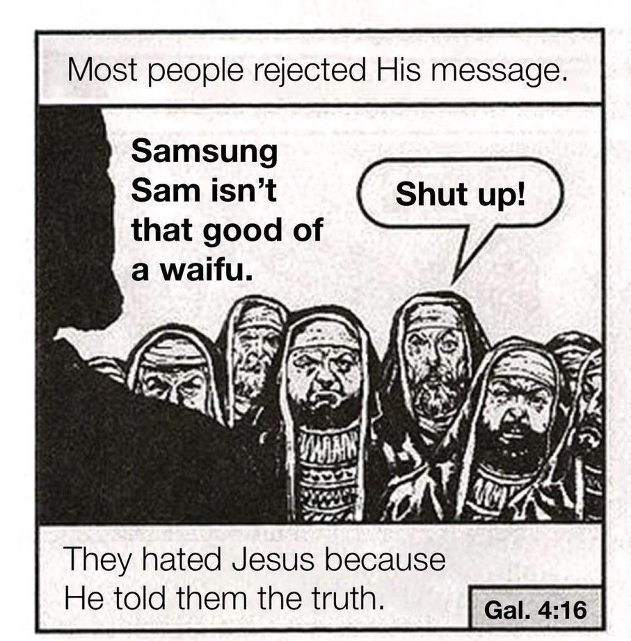 It's tru tho - meme