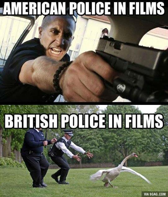Police xp - meme