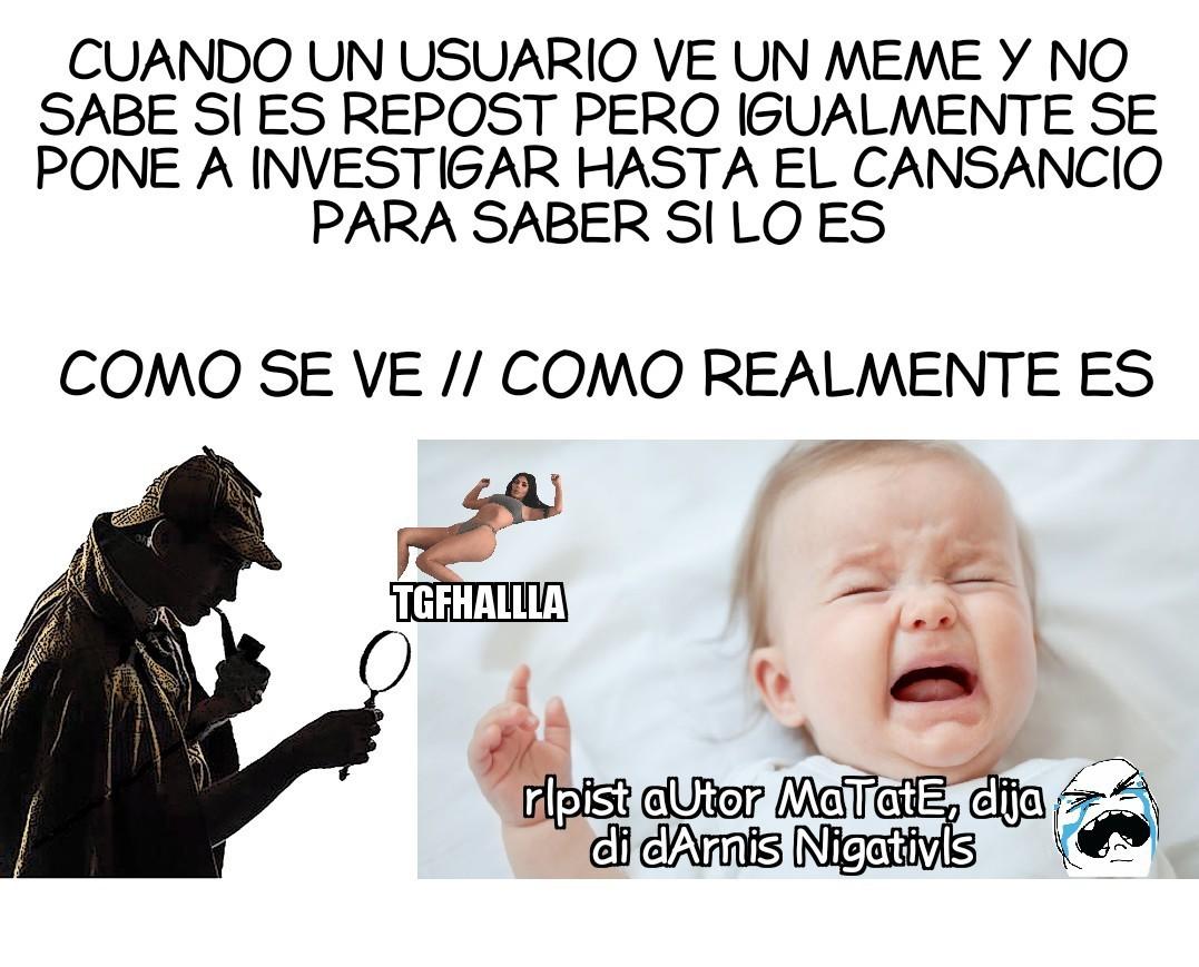 RiPist mAtati pOrFa :crying: - meme