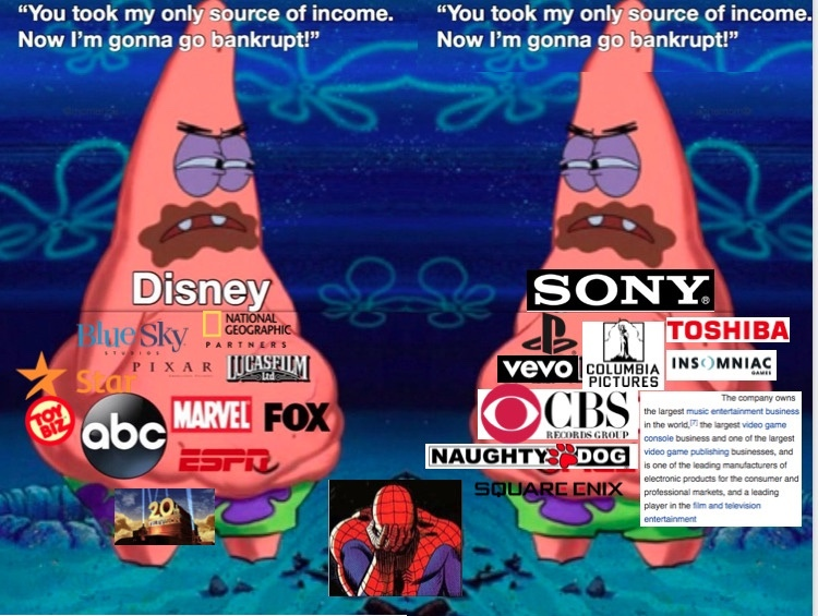 Sony is right tho - meme