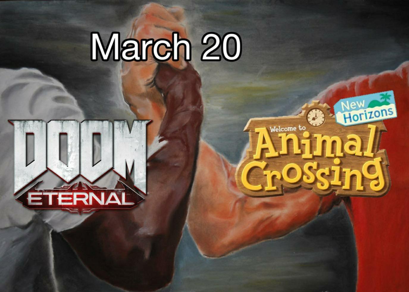 March 20 - meme