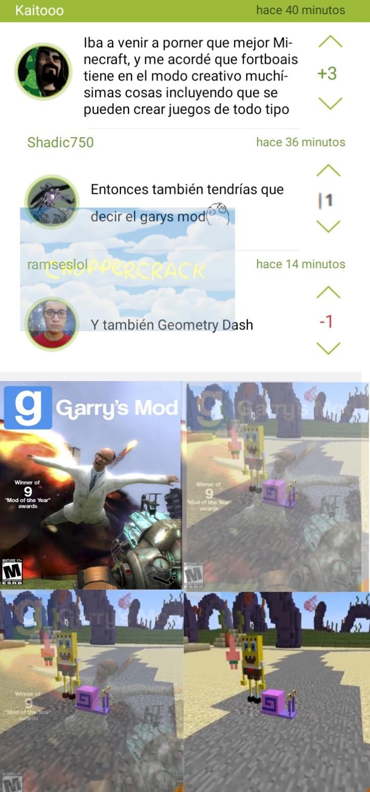 Gary's mod XD - meme